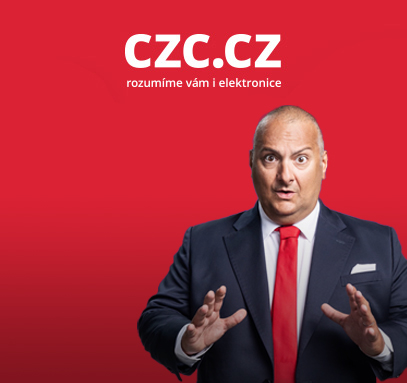 Příběh značky CZC.cz